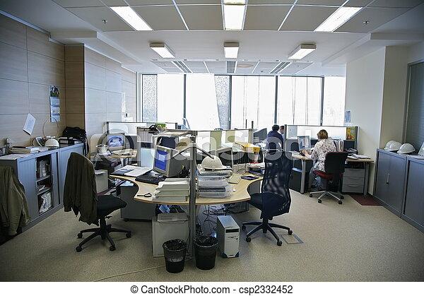 Gente de la oficina - csp2332452