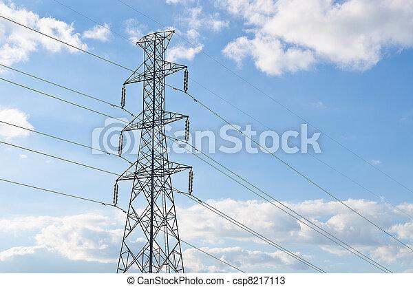 Pilón de electricidad - csp8217113