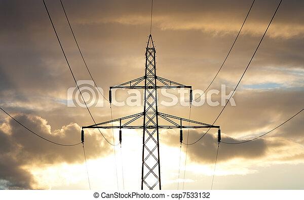 Pilón eléctrico - csp7533132