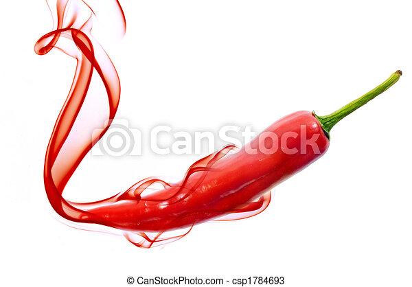 Pimienta picante - csp1784693