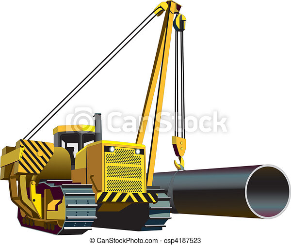 Pipelayer - csp4187523