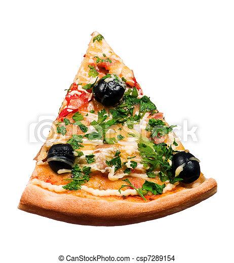 Pizza de piojos - csp7289154