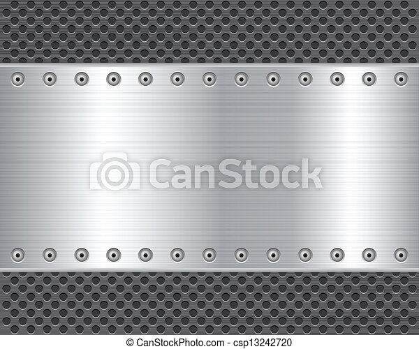 Placa de metal 2 - csp13242720