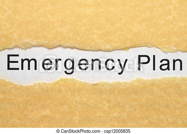 Plan de emergencia - csp12005835