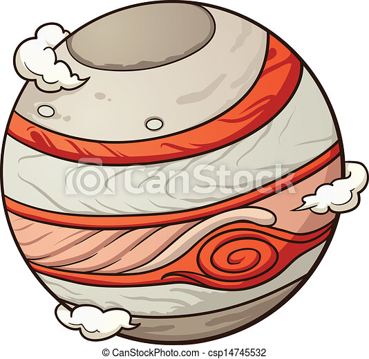 Planeta Júpiter - csp14745532