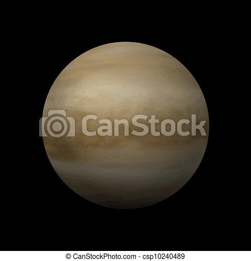El planeta Venus - csp10240489