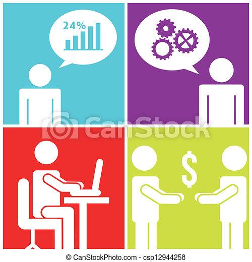 Planificación financiera - csp12944258