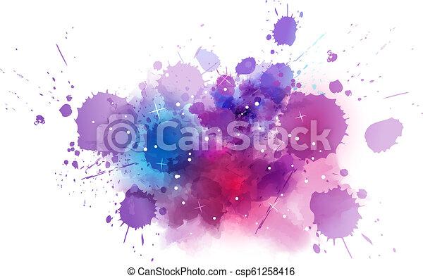 Trasfondo Galaxy - csp61258416