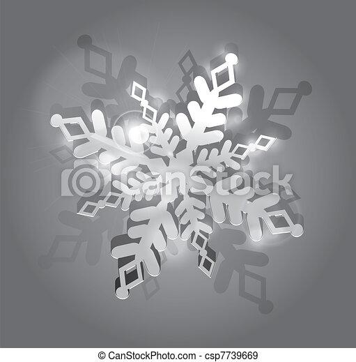 Antecedentes de Navidad - csp7739669