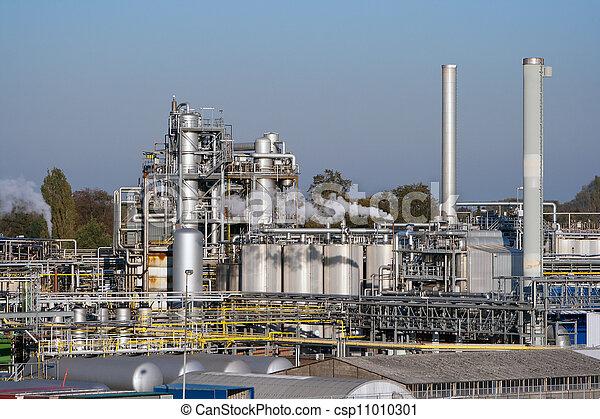 Planta industrial - csp11010301