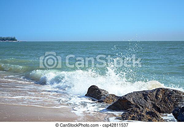 Playa - csp42811537