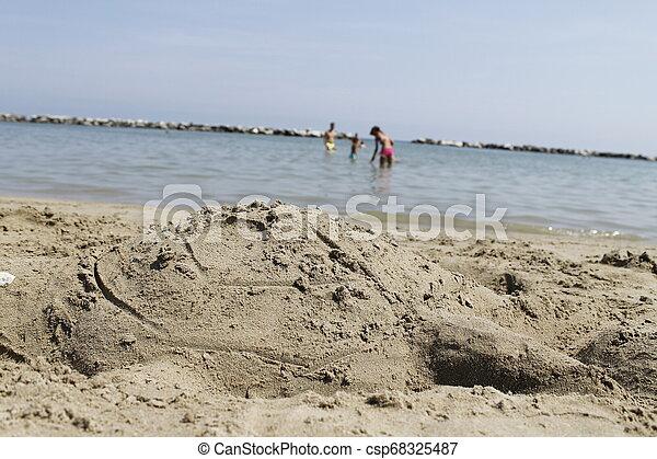 Playa - csp68325487
