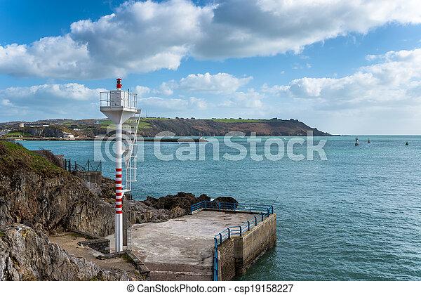 Plymouth en Devon - csp19158227