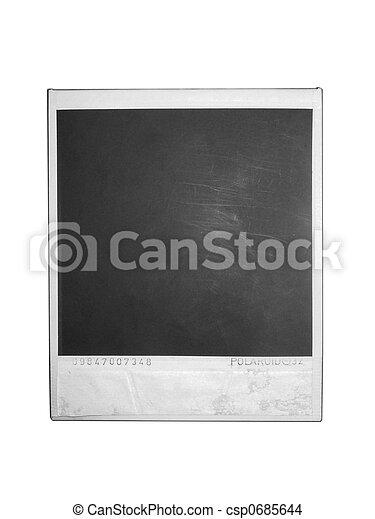 Película Polaroid - csp0685644
