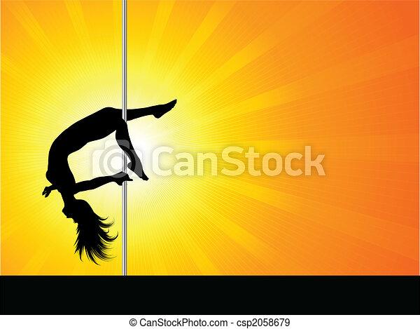 Bailarina polaca - csp2058679