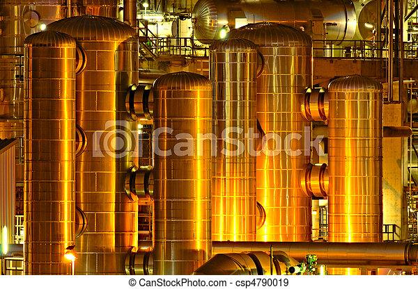 Producción química - csp4790019