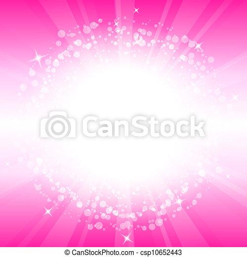 Profesional rosa abstracto del vector - csp10652443