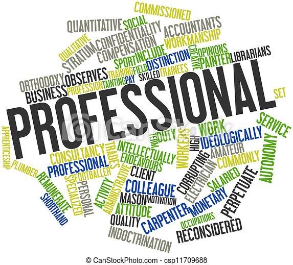 Profesional - csp11709688