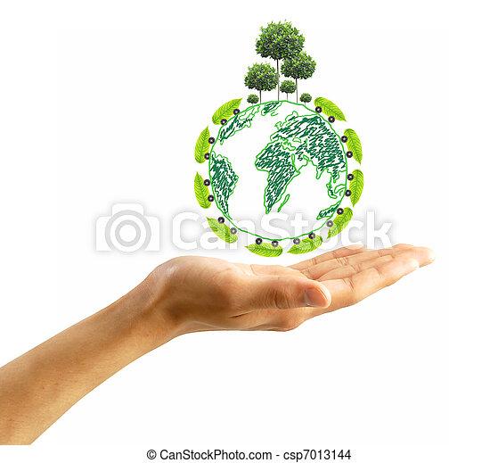 Proteger el concepto ambiental - csp7013144
