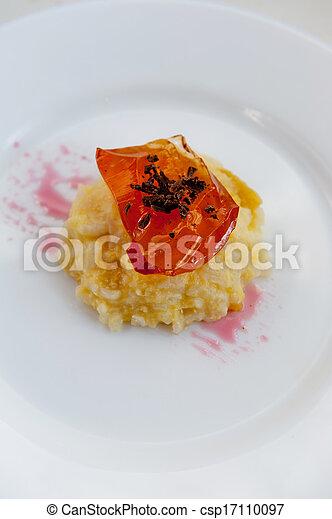 pudding de arroz - csp17110097