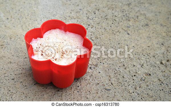 pudding de arroz - csp16313780