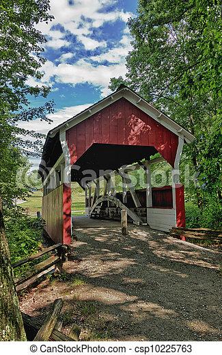 Puente cubierto - csp10225763
