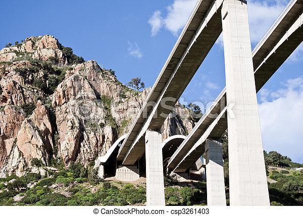 Puentes de carretera - csp3261403