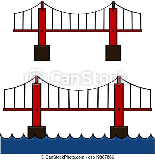 Puentes - csp19887866
