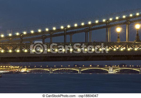 Detalles de puentes - csp18804047