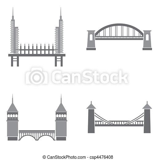 Puentes - csp4476408