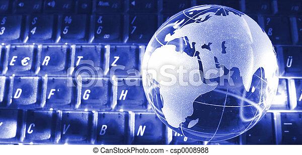 Puerta al mundo - csp0008988