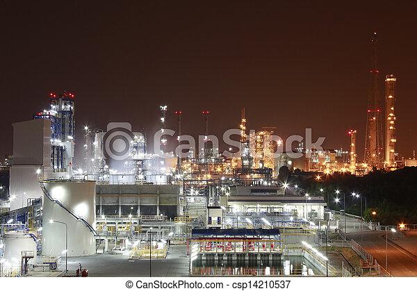 Productor químico - csp14210537