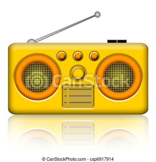Radio - csp6917914