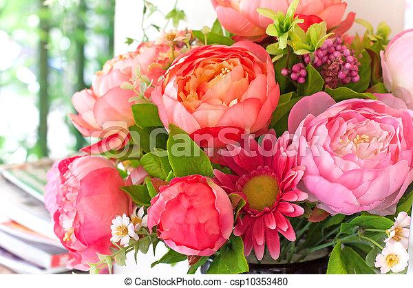 Flores de flores - csp10353480