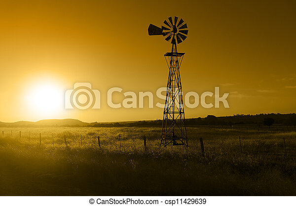 Ranch molino - csp11429639