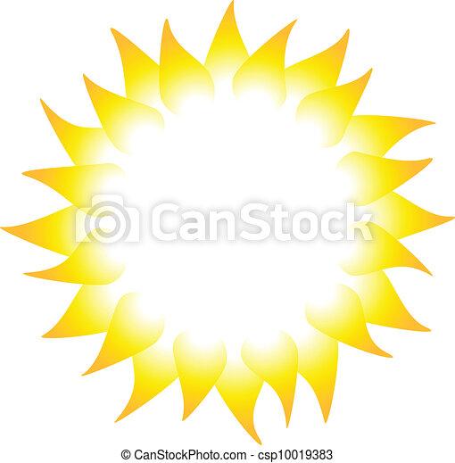 Rayos solares - csp10019383