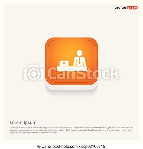 icono de recepción - csp62100719