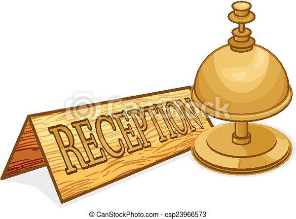 Recepción - csp23966573
