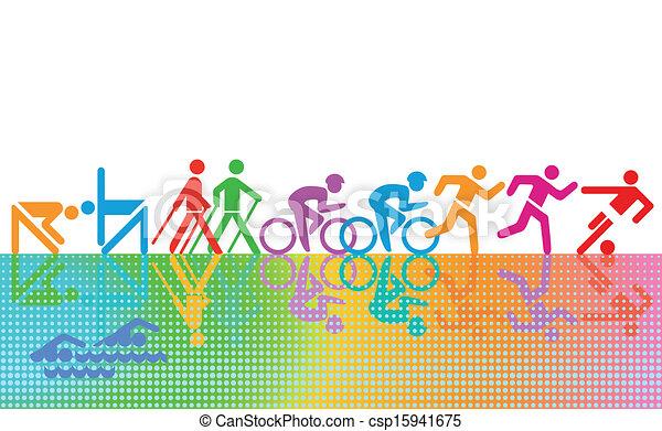 Recreación y deportes - csp15941675