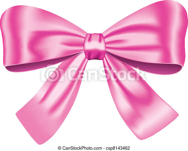 Regalo rosado - csp8143462