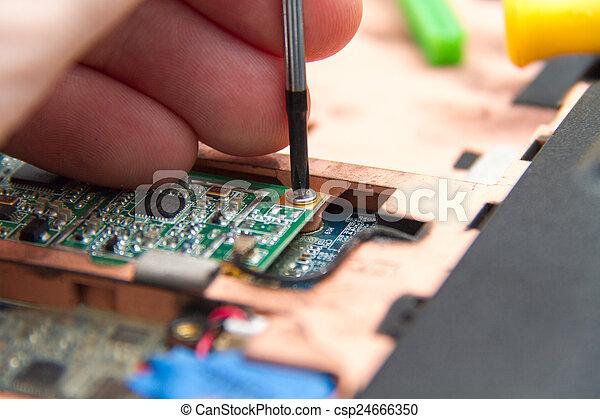 Reparación de portátiles profesional - csp24666350
