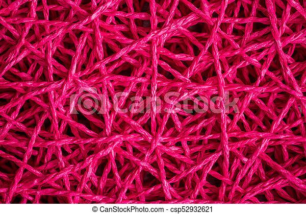 Cierra una alfombra rosa - csp52932621