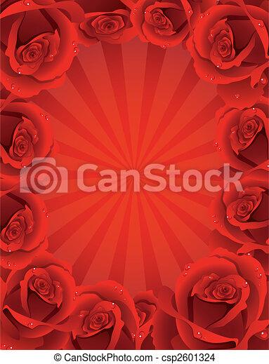 Rosas - csp2601324