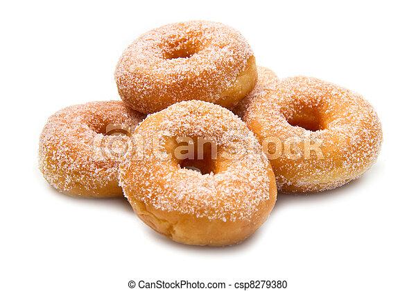 Donuts - csp8279380