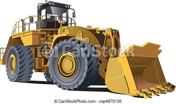 Un cargador grande - csp4970135