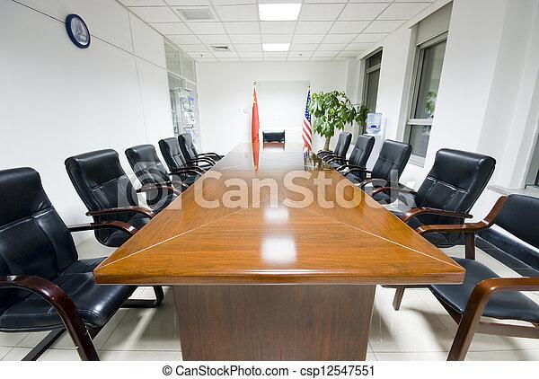 Sala de juntas - csp12547551
