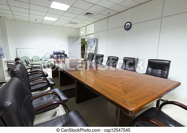 Sala de juntas - csp12547545