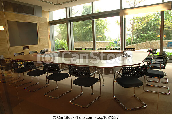 Sala de juntas - csp1621337