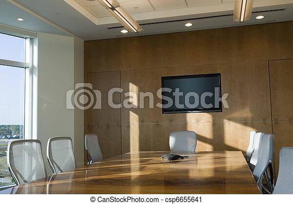 Sala de juntas - csp6655641