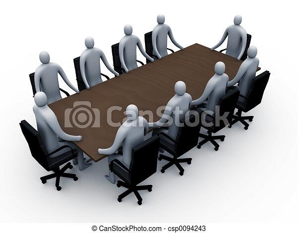 Sala de reuniones número dos - csp0094243